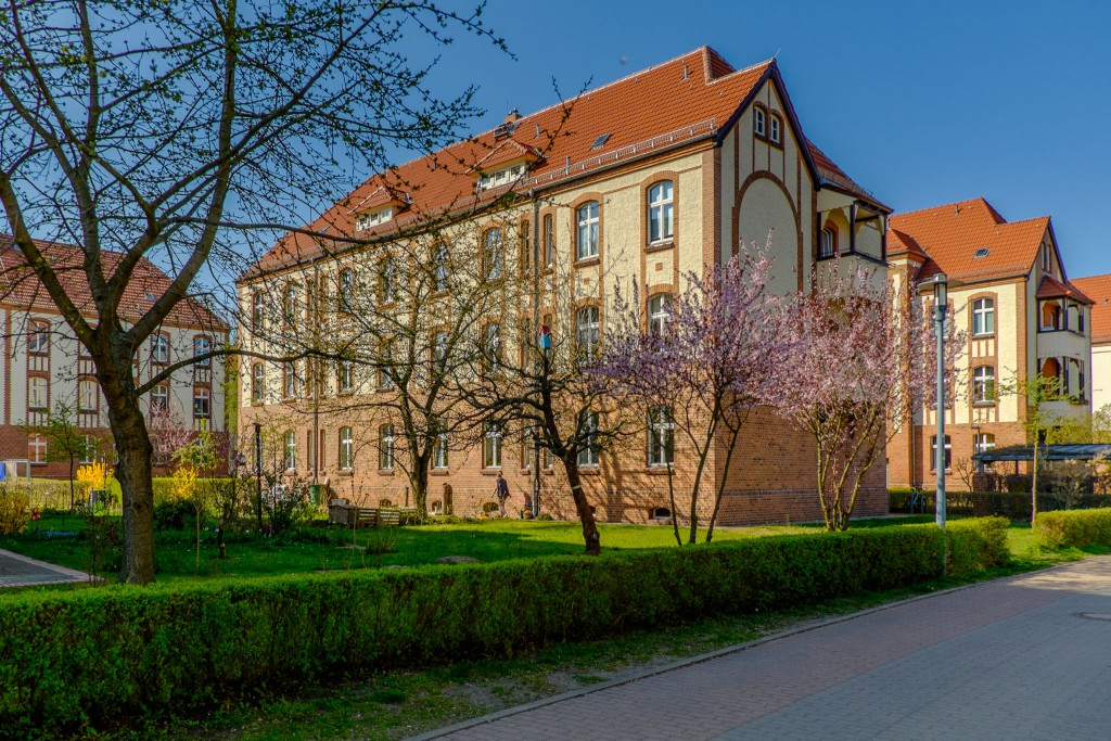 Häuser der Schwartzkopff-Siedlung